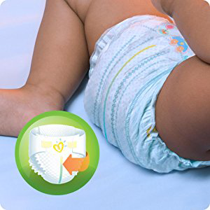 Couches Pampers Baby Dry sont respirable